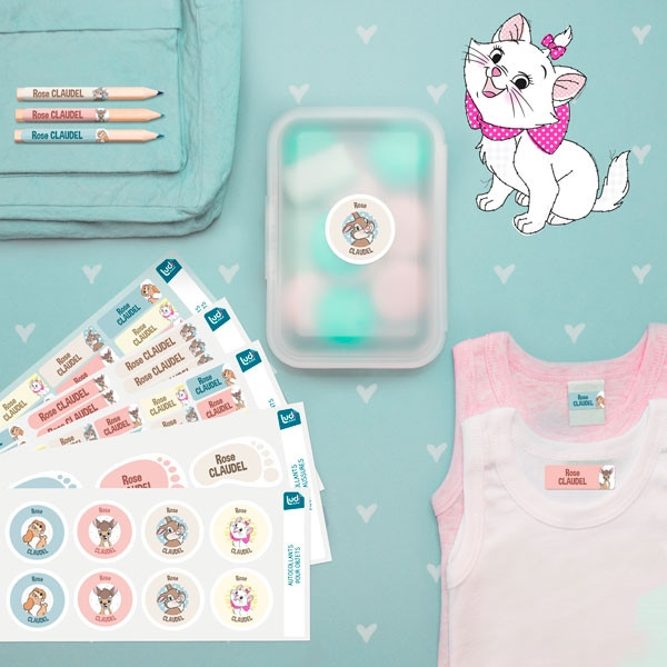 Pack Maternelle Disney Animaux
