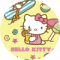 Hello Kitty BLEU
