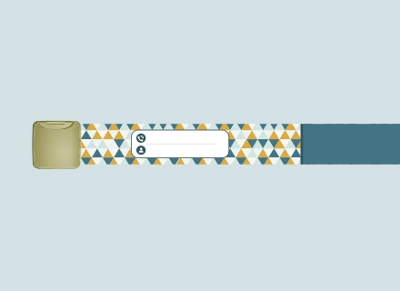 Bracelet d'identification adulte