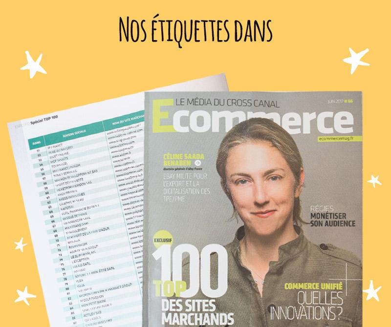 Ludilabel dans Ecommerce Magazine