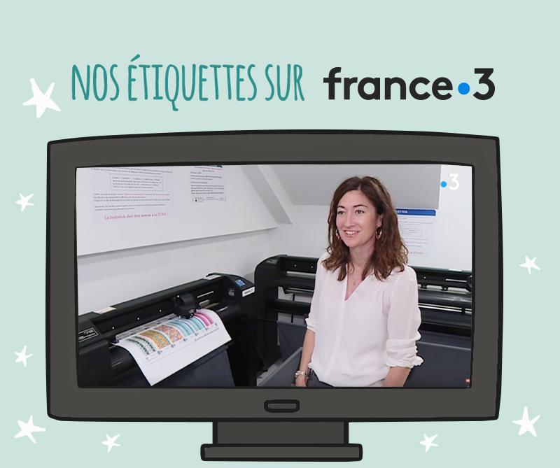 Revue de presse de Ludilabel sur France 3 Région Occitanie