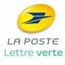 Lettre verte courrier à réduction d'impact écologique