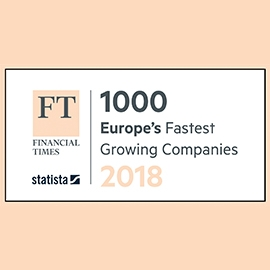 Logo 1000 Europe's Fastest Growing Companies